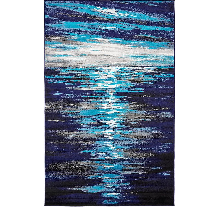 Navy Blue Sydney Rug