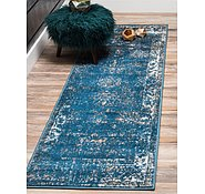 Link to Unique Loom 3' 3 x 16' 5 Sofia Runner Rug