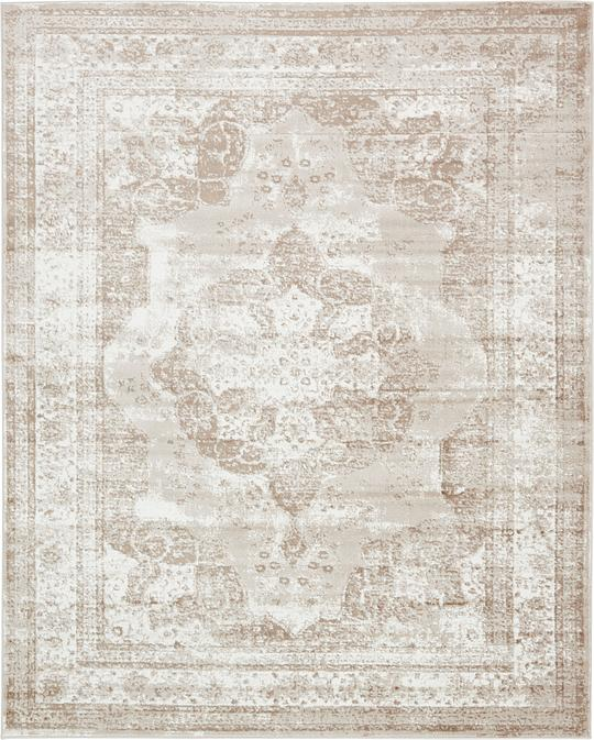beige 8 39 x 10 39 monaco rug area rugs esalerugs. Black Bedroom Furniture Sets. Home Design Ideas