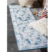 Link to Unique Loom 2' x 9' 10 Sofia Runner Rug