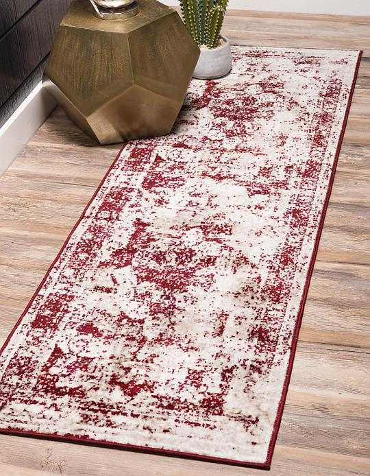 Burgundy 2 X 6 7 Monaco Runner Rug Area Rugs Irugs Uk