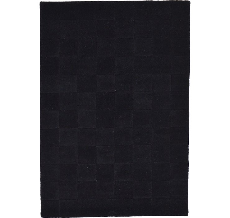 5' 3 x 7' 7 Reproduction Gabbeh Rug