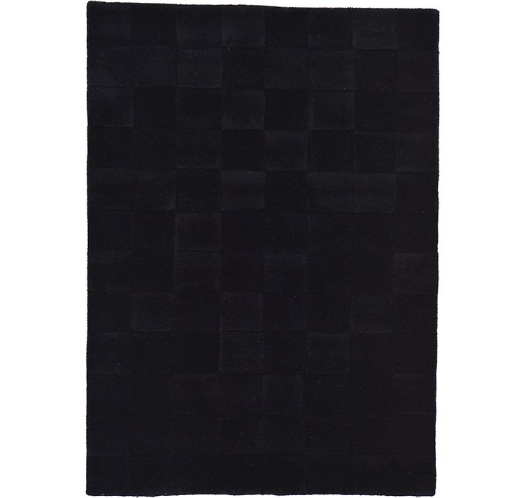 4' x 5' 7 Indo Gabbeh Rug