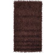 Link to 2' 7 x 5' Solid Shag Rug