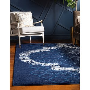 Unique Loom 5' x 8' Trellis Rug