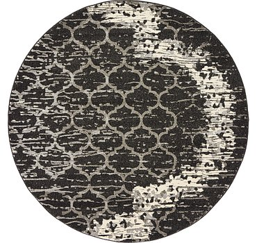 183x183 Trellis Rug