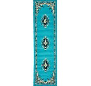 Link to 2' 2 x 8' 2 Mashad Design Runner Rug