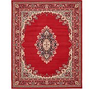 Link to 8' x 10' Mashad Design Rug