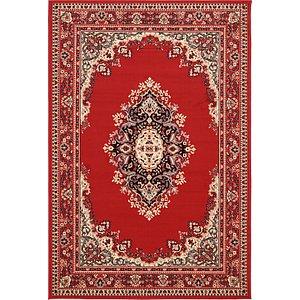 183cm x 275cm Mashad Design Rug