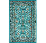 Link to 152cm x 245cm Kashan Design Rug