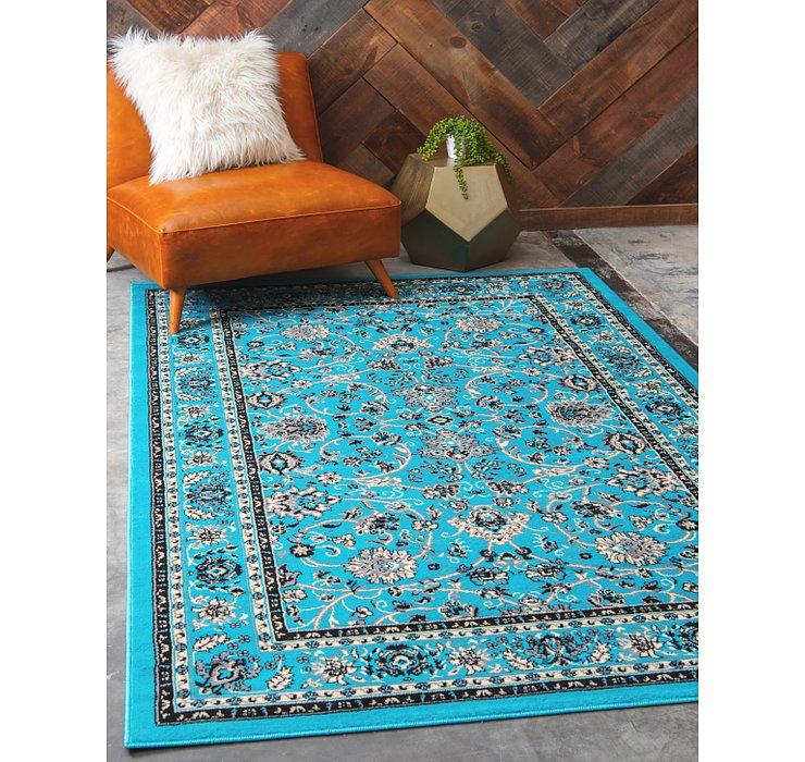 300cm x 395cm Kashan Design Rug