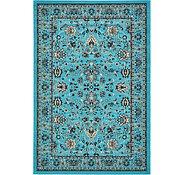 Link to 183cm x 275cm Kashan Design Rug