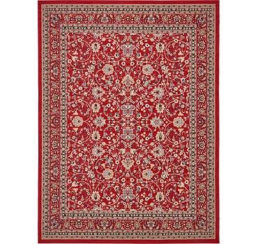 300x396 Kashan Design Rug