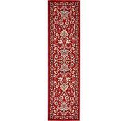 Link to 65cm x 250cm Kashan Design Runner Rug