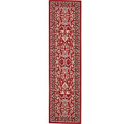 Link to 2' 7 x 10' Kashan Design Runner Rug