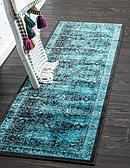 Unique Loom 2' x 6' Imperial Runner Rug thumbnail image 1