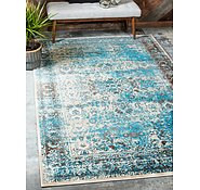 Link to Unique Loom 4' x 6' Imperial Rug