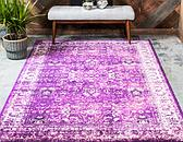 Unique Loom 4' x 6' Imperial Rug thumbnail image 7