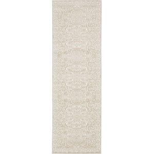 Unique Loom 3' x 9' 10 Rushmore Runner Rug