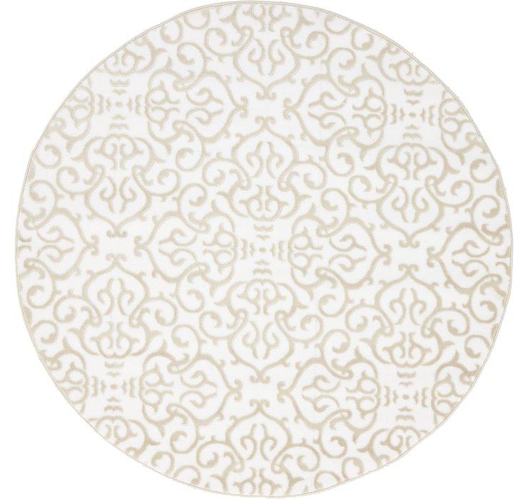 5' x 5' Nepal Round Rug