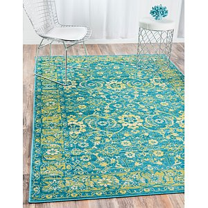 Unique Loom 4' x 6' Imperial Rug