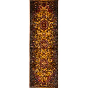 Unique Loom 2' x 6' Imperial Runner Rug