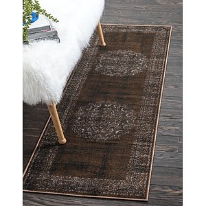 Unique Loom 3' x 9' 10 Imperial Runner Rug