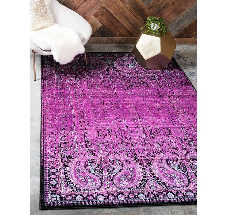 Lilac Ankara Rug