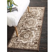 Link to Unique Loom 2' x 6' Imperial Runner Rug