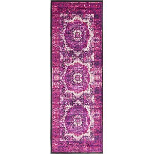 All Runners Purple Classic  Rugs!