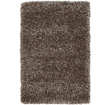 66x91 Luxe Solid Shag Rug