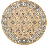 Link to 10' x 10' Nain Design Round Rug