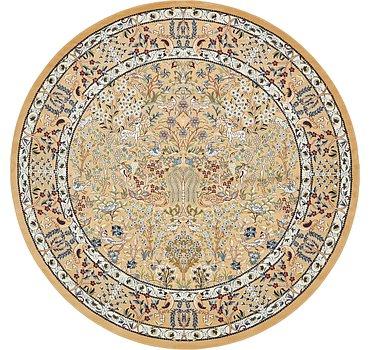 305x305 Nain Design Rug