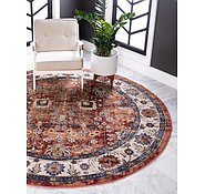 Link to 8' x 8' Arcadia Round Rug