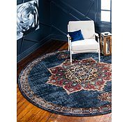 Link to 5' x 5' Arcadia Round Rug
