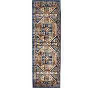 Link to 2' x 6' Arcadia Runner Rug