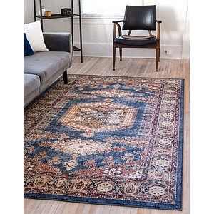 Link to 155cm x 245cm Arcadia Rug page