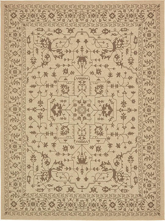 Beige 9 x 12 Outdoor Rug Area Rugs