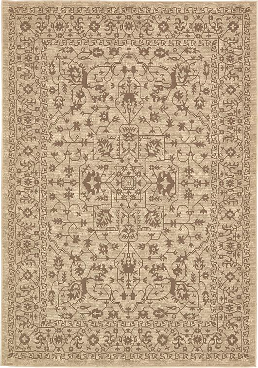 Beige 7 39 X 10 39 Outdoor Rug Area Rugs IRugs UK