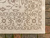 4' x 6' Outdoor Botanical Rug thumbnail image 6