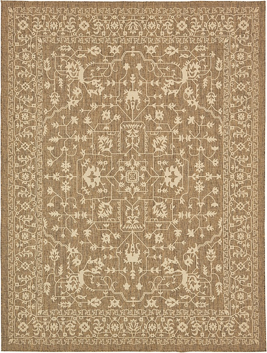 Brown 9 x 12 Outdoor Rug Area Rugs