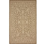 Link to Unique Loom 5' x 8' Outdoor Botanical Rug