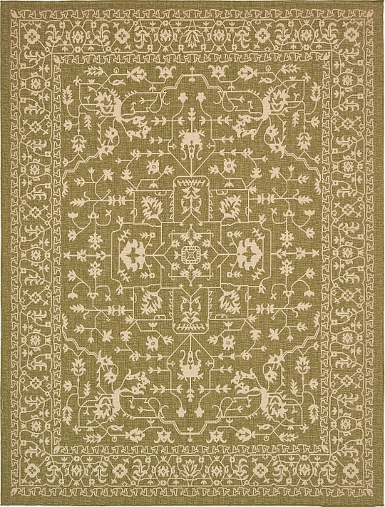 Green 9 x 12 Outdoor Rug Area Rugs