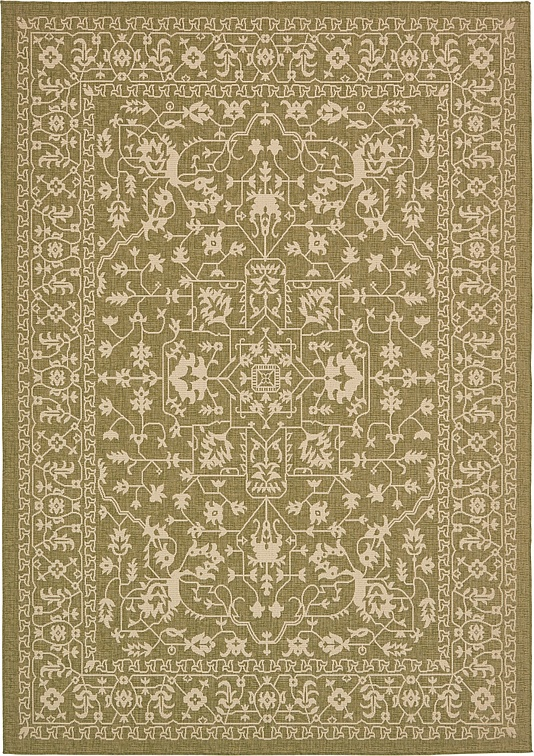 Green 8 39 X 11 39 4 Outdoor Rug Area Rugs IRugs UK