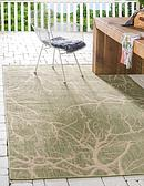 7' x 10' 2 Outdoor Botanical Rug thumbnail image 1