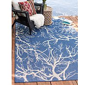 Link to 245cm x 345cm Outdoor Botanical Rug