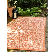 Link to Unique Loom 9' x 12' Outdoor Botanical Rug