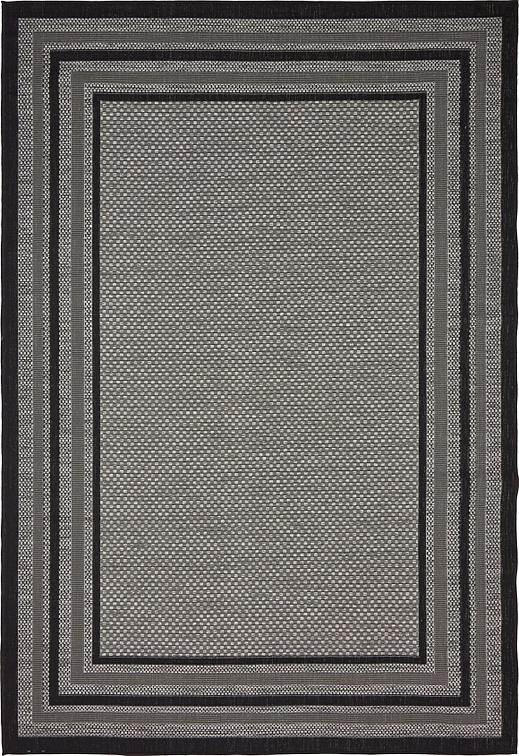 Gray 6 39 X 9 39 Outdoor Rug Area Rugs IRugs UK