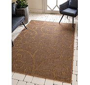 Link to 4' x 6' Outdoor Botanical Rug