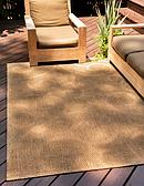 5' x 8' Outdoor Botanical Rug thumbnail image 1